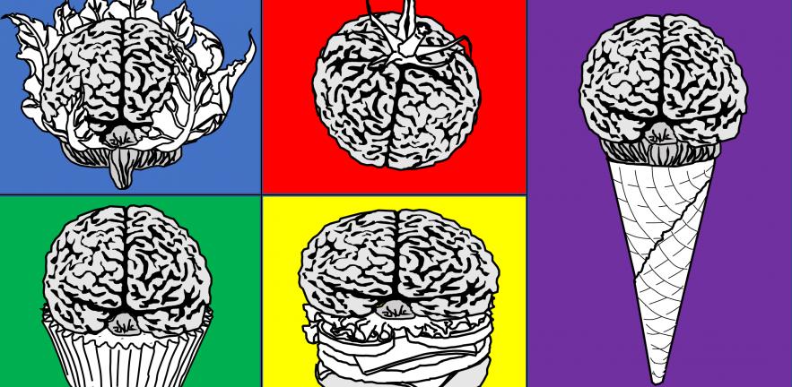 Brain Food Art